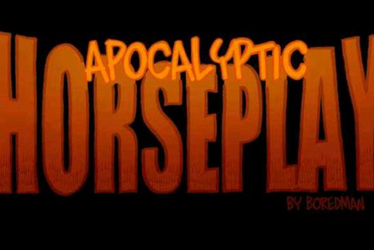 Reading Geek | Apocalyptic Horseplay
