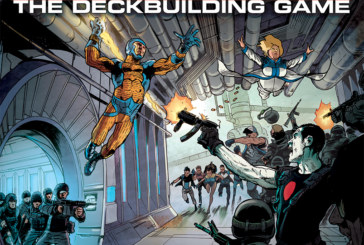 Valiant Universe: The Deckbuilding Game Now Available For Pre-Order