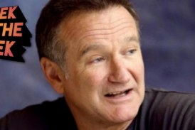Geek Of The Week: Robin Williams