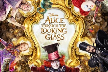 Alice Through The Looking Glass IMAX Trailer and B-Roll Footage