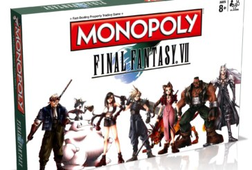 Final Fantasy VII Monopoly Board Game Coming Next Year!