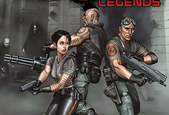 Shadowrun Legends: Fade To Black now available!