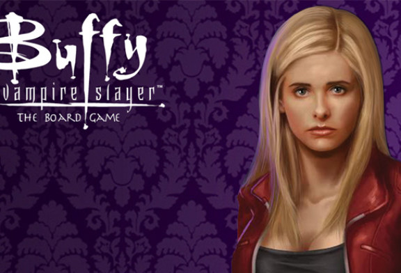 Buffy the Vampire Slayer: The Board Game set for release on October!