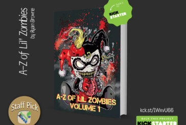 Crowdfunding | A-Z of Lil' Zombies Artbook