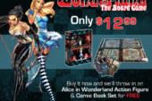Save over 60% on Wonderland Board Game