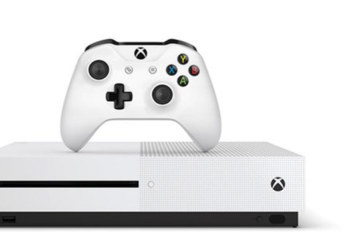 Xbox One Slim Pictured