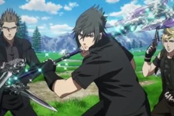 Watch Brotherhood: Final Fantasy XV Anime Episode 3