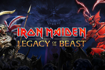 Iron Maiden: Legacy of the Beast is now live!