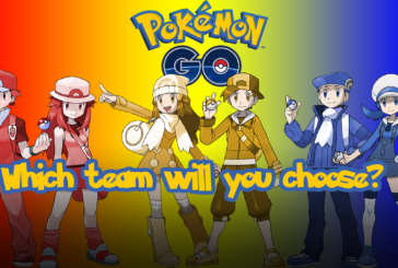 Which Team will you choose in Pokemon GO?