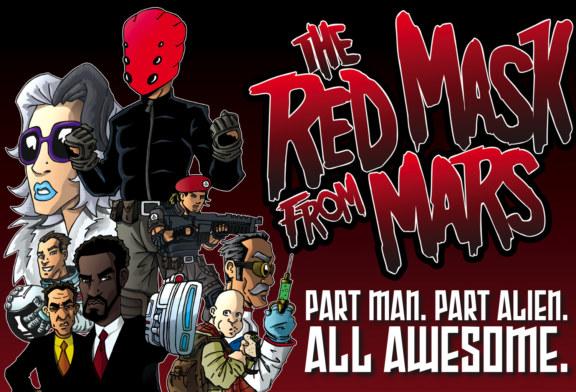 Reading Geek | The Red Mask From Mars