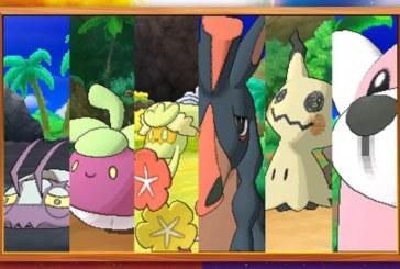 New Trailer for Pokémon Sun and Pokémon Moon reveals newly Pokémons and more!
