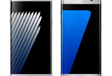 Samsung Galaxy S7 edge Vs Note 7: Similar yet different