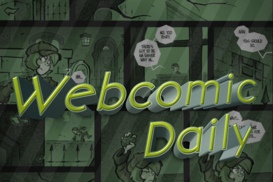 Welcome to Webcomic Daily!