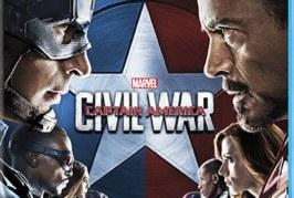 Captain America: Civil War Gag Reel Released