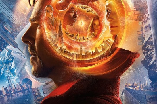 Marvel's Doctor Strange Gets An IMAX Trailer And Poster