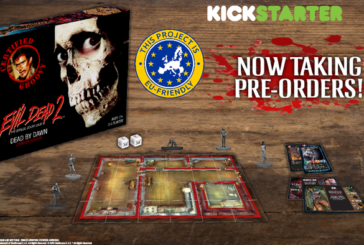 Evil Dead 2 Board Game Pre-Orders Now Available!