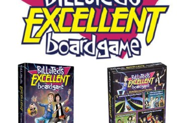 Bill and Ted's Excellent Board Game Now Available!