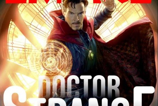 Marvel's Doctor Strange Covers Empire Magazine