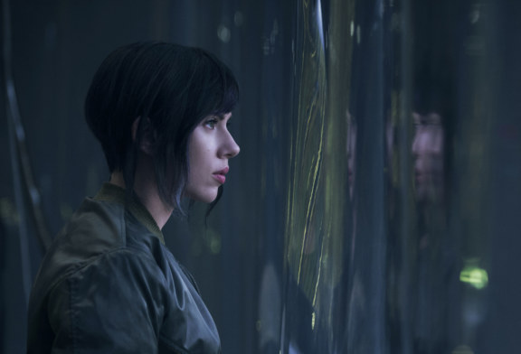 Ghost In The Shell Teasers
