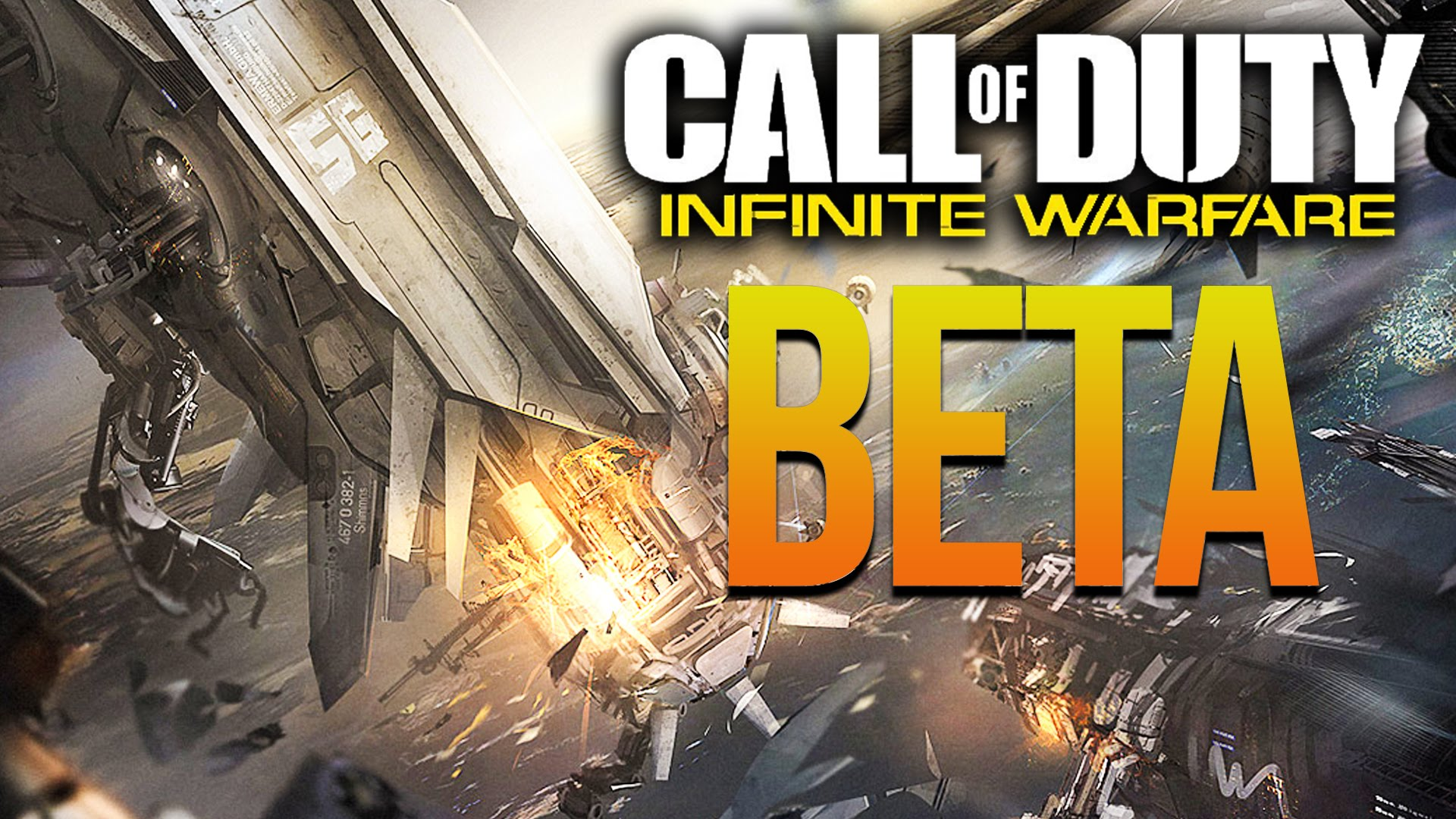 Call Of Duty Infinite Warfare Multiplayer Beta Trailer Nothing Game Ps4 Gaming Video Games