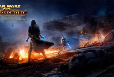 Star Wars: The Old Republic -Knights Of The Eternal Throne Cinematic Trailer