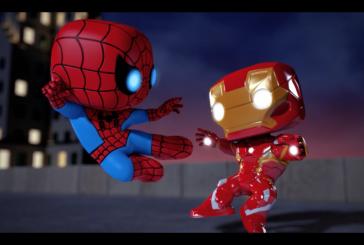 Marvel Funko Pop Animation Shorts