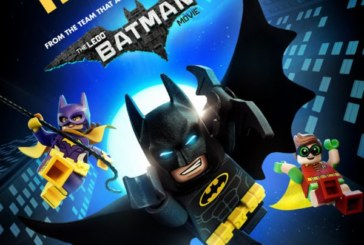 The LEGO Batman Movie Has A Holiday Card For You