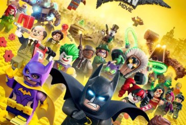 The LEGO Batman Movie Gets A New Posterization