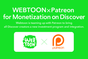 LINE Webtoon & Patreon Partnership Hits Massive Success!