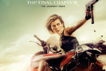 Resident Evil : The Final Chapter Two New International Promos