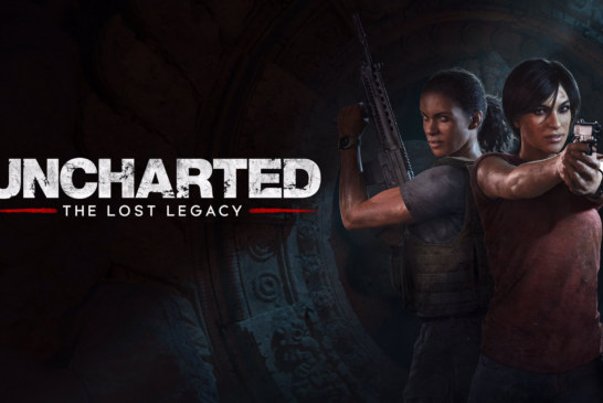 Uncharted : The Lost Legacy 8 Minutes Game Demo