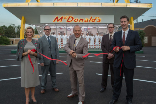 """The Founder """"McDonald Biopic"""" Has A New Trailer"""