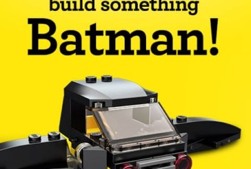 Toys R Us Is Wanting You To Build Something Batman