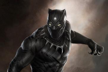 Marvel's Black Panther Set Photos.