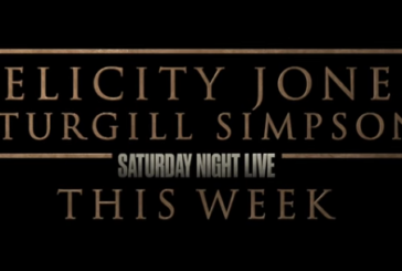 Saturday Night Live Felicity Jones First Promo