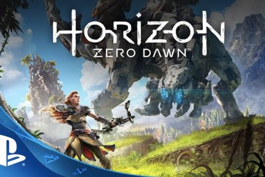 Horizon Zero Dawn 20 Minutes of Game Play Demo