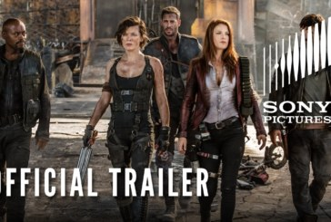 Resident Evil : The Final Chapter -PlayStation Exclusive Trailer