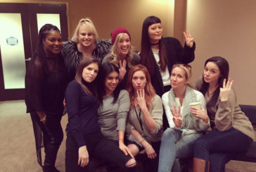 Pitch Perfect 3 Behind The Scenes