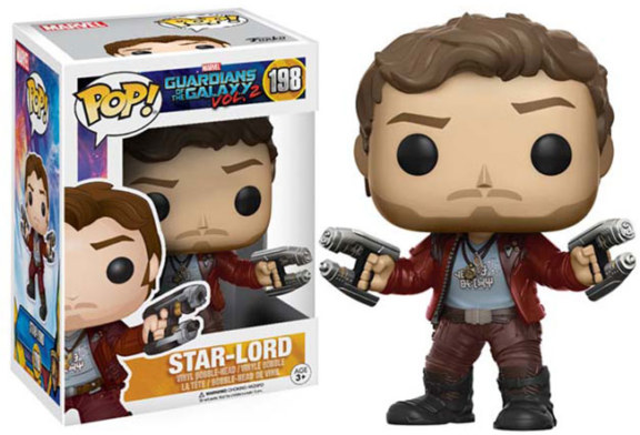 Funko Reveals Marvel's Guardians Of The Galaxy Vol. 2 Figures