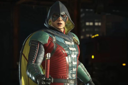 Injustice 2 Robin Gameplay Trailer.