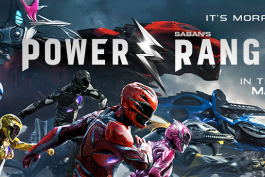 The Power Rangers Movie Has New Posters