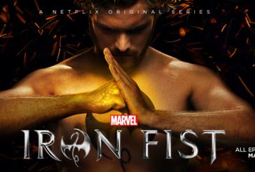 New Marvels Iron Fist Danny Rand Promo
