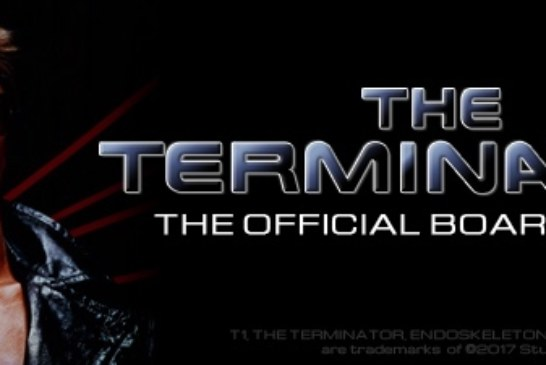 Crowdfunding: The Terminator Kickstarter is live!