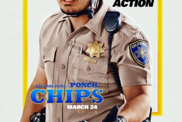 CHIPS Gets Character Posterizations