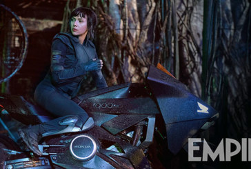 New Image From Ghost In The Shell In The Wonder Woman Covered Empire Magazine