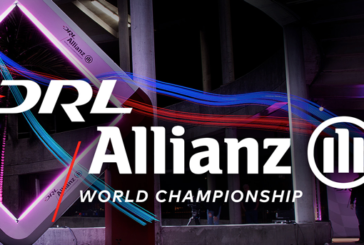 The Drone Racing League Partners With Allianz