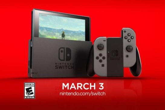 Nintendo Switch Has Super Bowl Commercials