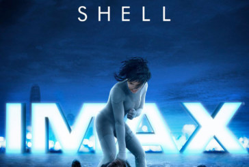 Ghost In The Shell Gets An IMAX Posterization