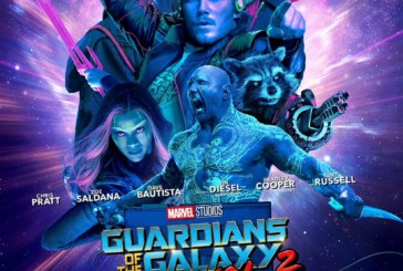 Guardians Of The Galaxy Vol. 2 Gets An IMAX Posterization