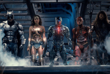 Batmobile Gets Weapon Upgrades in Justice League